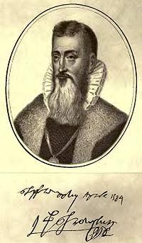 George Talbot 1589
