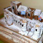 an edible sheffield castle!