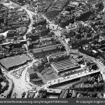 Castle Market  in 1933. photo courtesy of English heritage