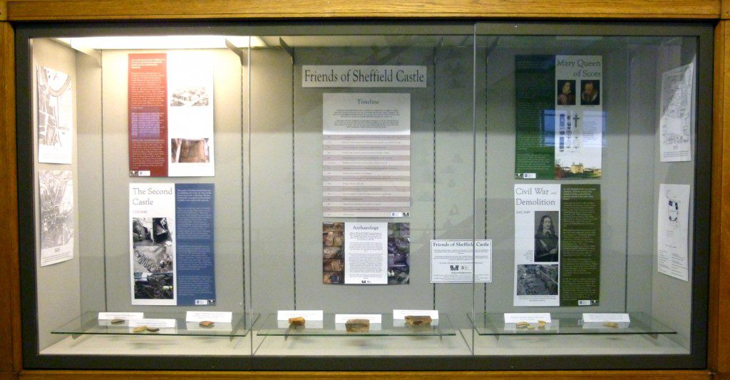 FOSC library exhibit