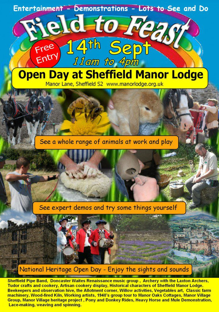manor lodge openday 2013