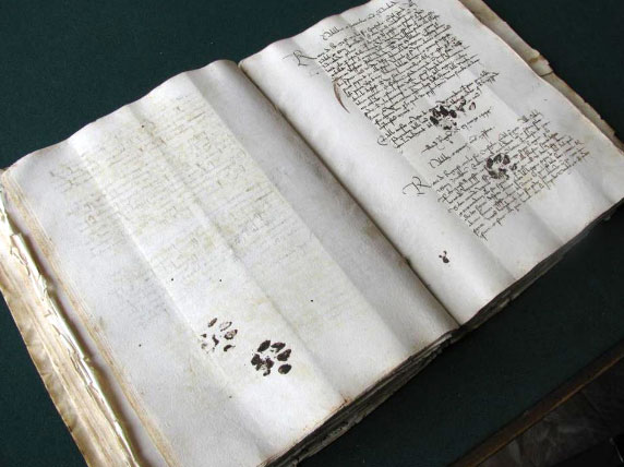 prints from the 15th century